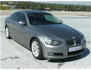 2009 BMW 3 SERIES 325 Coupe A/T