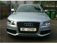 2011 AUDI A4 1.8 T ATTRACTION MANUAL