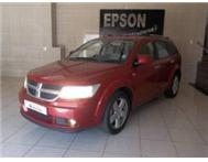2008 Dodge Journey 2.7 Rt A/t