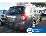 Chevrolet Captiva 2.4 LT Cape Town