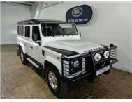 2013 Land Rover Defender 110 CSW