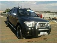 2006 NISSAN NAVARA 4.0 Manual