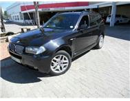 2008 BMW X3 3.0d Auto Facelift