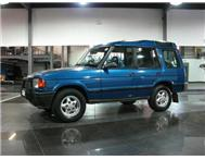 1997 LAND ROVER DISCOVERY V8i S A/T - Best Bargain 4x4 Cash Deals Only