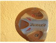 1x Taylor Made Burner 3 wood ( bubble sharft)