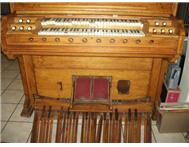 Antique Church Organ
