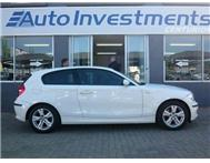 2008 BMW 1 SERIES 116i 3-door