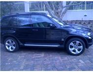Black 2004 Bmw X5 3.0 auto sports pack