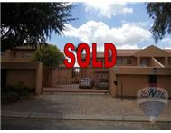 Townhouse For Sale in FAIRLAND RANDBURG