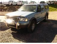 FORD RANGER 4.0 XLT SUPERCAB 4X4 WITH CANOPY