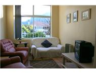 Furnished 2 bed flat in Rondebosch