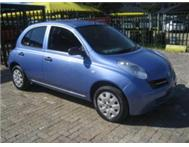 Nissan Micra 1.4i Acenta 2005 model. Full house!