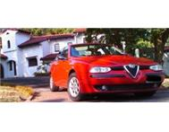 156 Alfa Romeo T. Spark 2.0 Manual