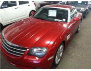 2004 CHRYSLER CROSSFIRE 3.3 V6