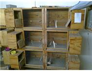 bird breeding units