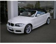 2010 BMW 1 SERIES 135i exclusive cabriolet auto