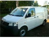 VW TRANSPORTER 1.9TDi 2007