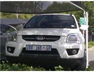 Urgent sale of 2.0 l 2010 Kia Sportage