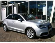 2012 Audi A1 Sportback 1.2T Attraction