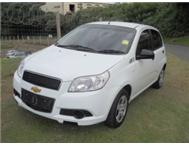 October 2012 Chev Aveo 1.6 Hatch -R89k -Trade-ins considered