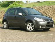 Suzuki SX4 2.0 Automatic ( Full Spec )
