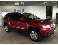 2012 JEEP GRAND CHEROKEE 3.6 Limited Auto