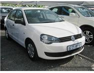 Volkswagen (VW) - Polo Vivo 1.6 Sedan Trendline