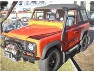 Land Rover - Defender 90 2.8i CSW