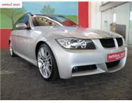 2007 BMW 3 Series 320d Touring (e91)
