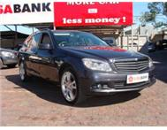 2010 Mercedes-Benz C-class C200k Estate Avantgarde A/t