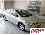 2006 HONDA CIVIC sedan 1.8 EXi automatic