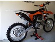 2011 KTM 125 SX (BRILLIANT CONDITION)