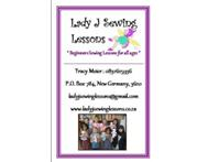 BEGINNERS SEWING LESSONS