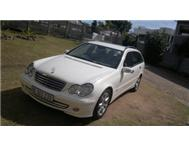 Mercedes C200 Kompressor estate (st... Queensburgh