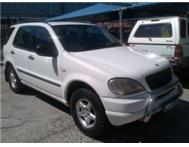MERCEDES BENZ ML 270 CDI @ ONLY R79995!!
