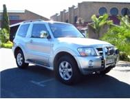 AS NEW!! 2005 MITSUBISHI PAJERO 3800i SWB AUTO