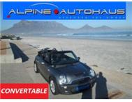 2-YEAR WARRANTY INCLUDED! MINI COOPER S CONVERTIBLE only 112000