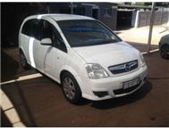 2006 Opel Meriva Enjoy