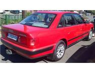1993 AUDI 500 sel in extremely good condition.