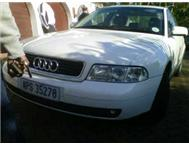 showroom condition audi A4 Durban
