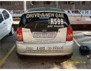 Do you want to Drive a NEW CAR from only R499/R699 per month! Pretoria