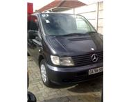 2003 mercedes 112 vito 2.2TDI for a... Cape Town