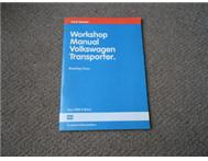 VW Transporter workshop manual
