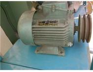 Electric Motor; 3-phase