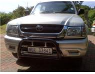 2004 TOYOTA HILUX D/CAB 3.0 KZTE...IMMACULATE CONDITION !!