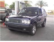 range rover 4.6 HSE VOGUE for spares or for sale as is