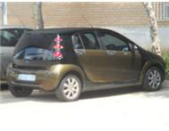 Smart car for sale Boksburg