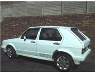CITI GOLF up for cash R19500