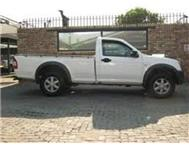 2011 Isuzu KB 250D-TEQ LE Single Cab
