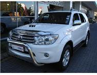 Toyota - Fortuner II 3.0 D-4D Raised Body 4X4